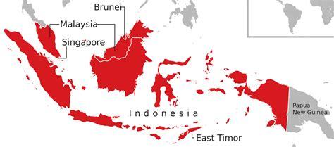 map  southeast asia indonesia malaysia thailand