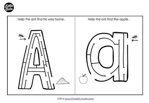 preschool letter  activities  worksheets  images