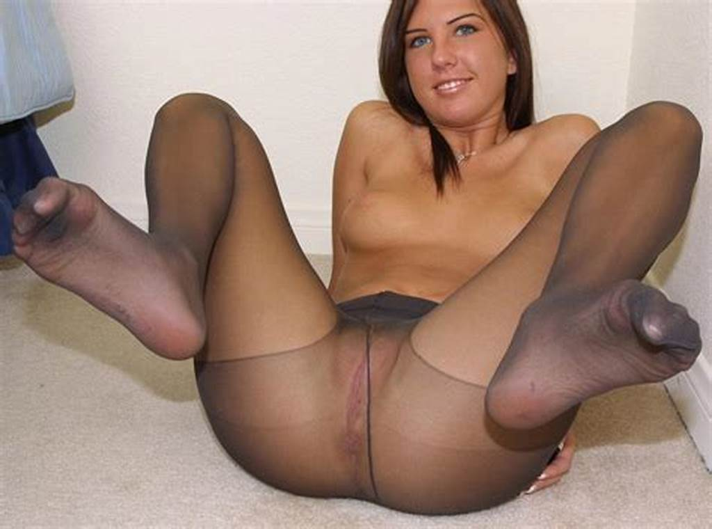 #Girls #Love #To #Wear #Pantyhose #On #Naked #Body #Shots