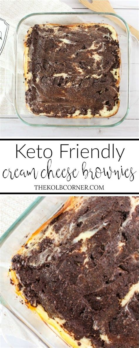 There's a very good reason this recipe for keto creamed spinach has been one of my most popular for years. Keto cream cheese brownies | Low carb brownie recipe, Keto ...