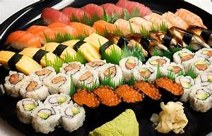 Low Calorie Sushi Choices Fit Tip Daily