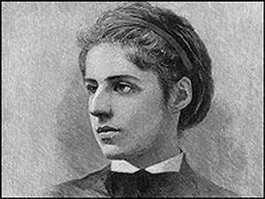 Emma Lazarus, P... Emma Lazarus Famous Quotes