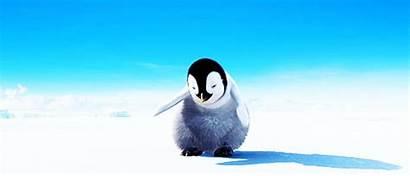 Feet Happy Mumble Penguin Funny Pingwin Rio