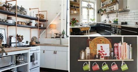idee etagere cuisine étagères ouvertes dans la cuisine 53 idées photos