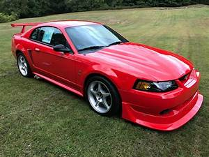 1,300-Mile 2000 Ford Mustang Cobra R for sale on BaT Auctions - sold for $54,500 on October 14 ...