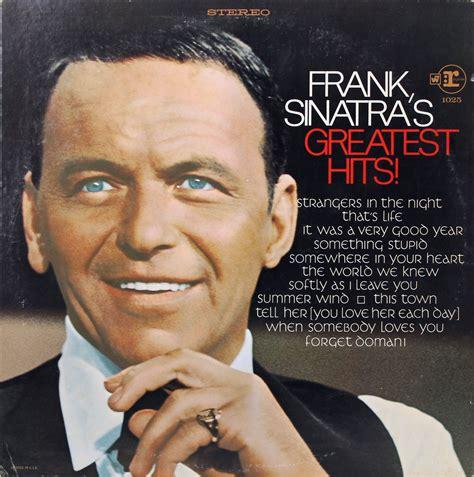 Lot Detail - Frank Sinatra Vintage Signed