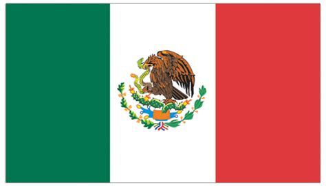 what color is the mexican flag the mexican flag history and meaning