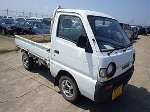Used Suzuki Carry Truck 1992 Dd51t