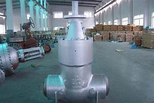 Gate Valve For Pipeline Shut Off