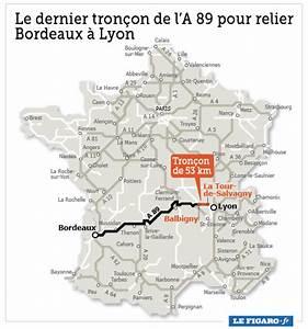 Prix Peage Paris Lyon : bordeaux et lyon d sormais reli es par autoroute ~ Medecine-chirurgie-esthetiques.com Avis de Voitures