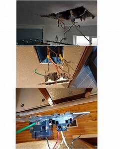 How-to Wire A Fan  Light In Bathroom With Power At Switch Box And Fan  Light Box