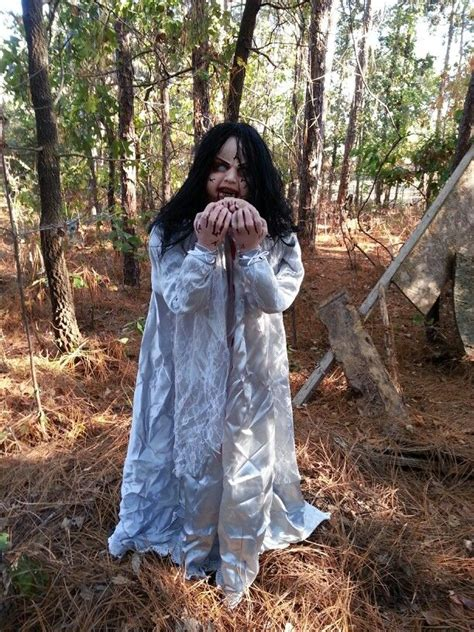 17 Best images about Haunted Trail Ideas on Pinterest