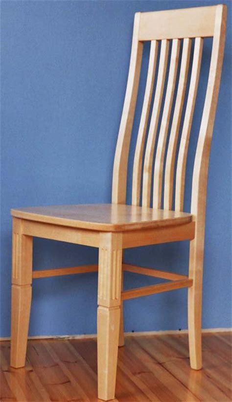dining rom all wood dining chairs birch wood dining