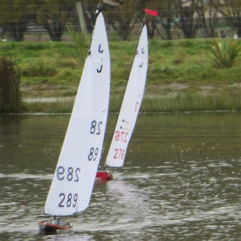 Rc Boats Christchurch by The Canterbury J Class Model Yacht