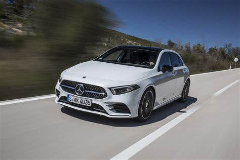 Mercedes A Class Picture by Mercedes A Class 2018 International Launch Review