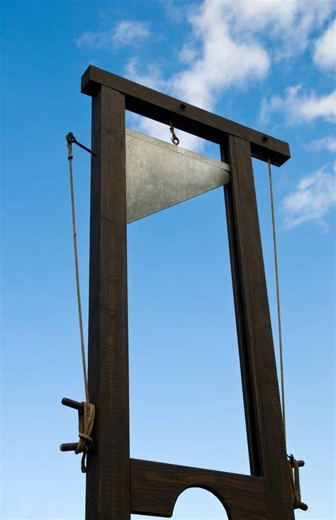 france announces    guillotine  terrorists
