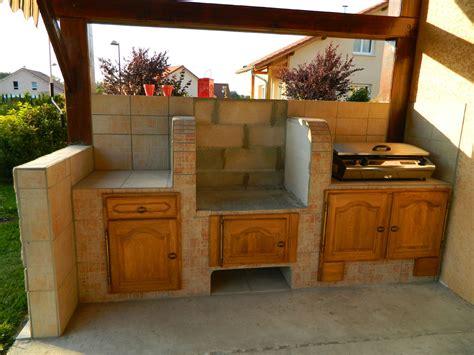 cuisine d exterieur cuisine d exterieur en beton