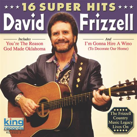 Listen Free To David Frizzell  I'm Gonna Hire A Wino To