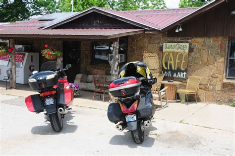 Motorcycle Road Trips Spotlight The Best Of Arkansas