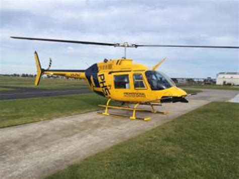 Bell 206b3 Jet Ranger  Phs Professional Helicopter Services
