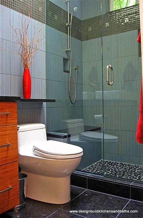 Very Small Bathroom Remodel  Contemporary Bathroom