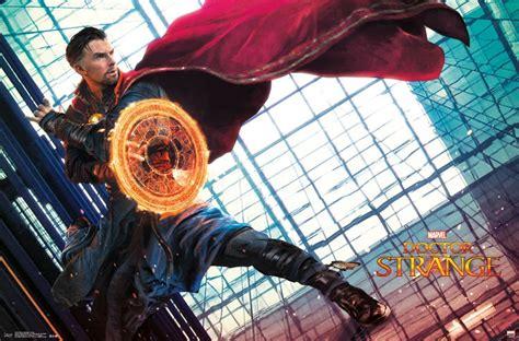 The Walking Dead Wallpaper Season 6 New Doctor Strange Promo Art Features A Fiery Benedict Cumberbatch