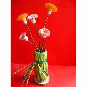 Vase Für Eine Blume : 31 besten blume basteln bilder auf pinterest blumen basteln bastelanleitungen und herrlicher ~ Sanjose-hotels-ca.com Haus und Dekorationen