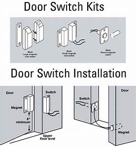 Door Jamb Switch Wiring Diagram