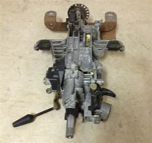 Service Manual  Steering Column Removal 2002 Ford