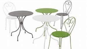 Petite Table De Jardin : petite table de jardin fly ~ Dailycaller-alerts.com Idées de Décoration