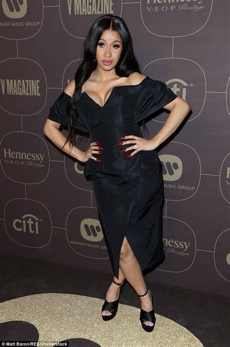 cardi b wedding date cardi b hit with fresh claims that she s pregnant daily