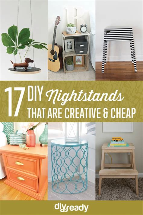 cheap nightstand ideas cheap nightstands diy projects craft ideas how to s for