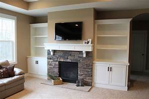 built in cabinet plans fireplace » woodworktips