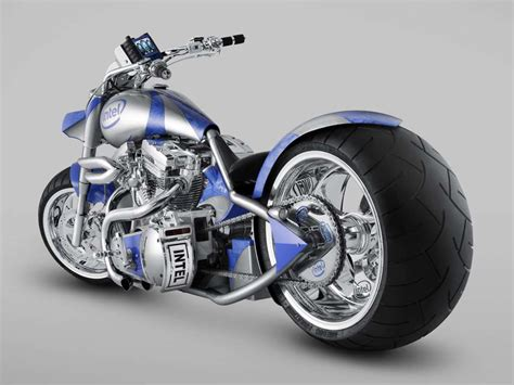 Types And Styles Of Custom Motorcycles