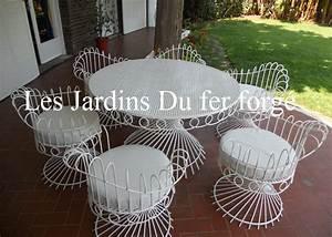 Table Fer Forgé Jardin : table de jardin zellige ~ Teatrodelosmanantiales.com Idées de Décoration