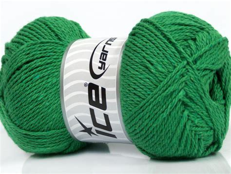 Cotton Lights by Cotton Light Green At Yarn Paradise