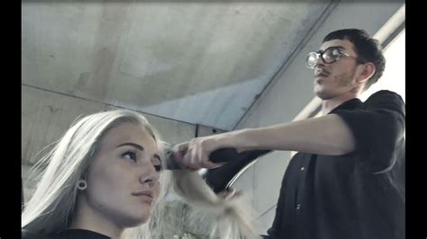 Redken Shades Eq 09p Trial Before Amp After Grannyhair Hair