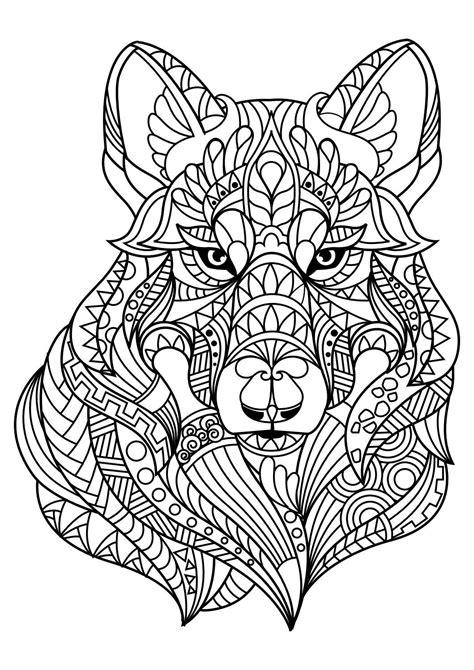 animal coloring pages  animal coloring pages horse