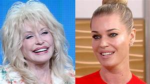 Rebecca Romijn named daughter after Dolly Parton, and ...