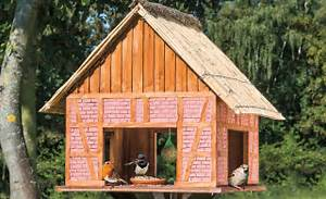 Einbruchschutz Selber Bauen : vogelhaus selber bauen futterhaus nisthilfen ~ Michelbontemps.com Haus und Dekorationen