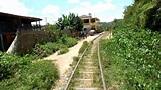 Train from Fianarantsoa to Manakara, Madagascar - YouTube