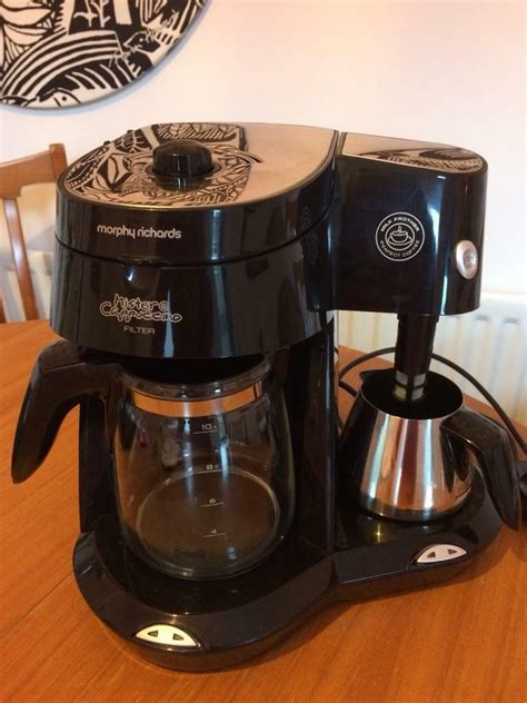 Posted by wendy in small appliances, coffee. Filter coffee machine, milk frother included built-in, cappuccino maker | in Belfast City Centre ...