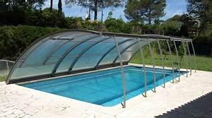 Piscine Inox Prix : finest prix duune piscine couverte amovible with prix piscine inox ~ Carolinahurricanesstore.com Idées de Décoration