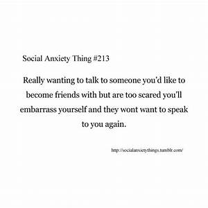 Best 25+ Shy qu... Funny Social Anxiety Quotes