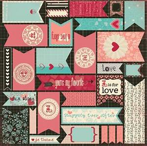 bo bunny love letters scrapbooking With love letter scrapbook