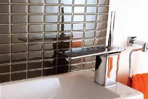 Carrelage adhesif cuisine meilleures images d for Carrelage adhesif salle de bain avec achat de led pas cher