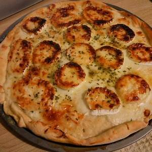 Recette Pizza Chevre Miel : pizza ch vre miel cooking chef de kenwood espace recettes ~ Melissatoandfro.com Idées de Décoration