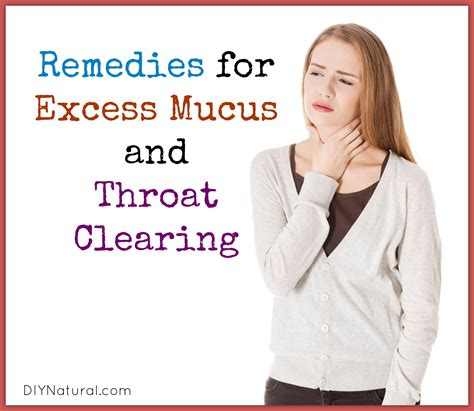 Mucus In Throat Or Catarrh Causes And How To Find Relief