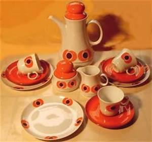 Weisses Porzellan Geschirr : porzellangeschirr der 70er ~ Buech-reservation.com Haus und Dekorationen