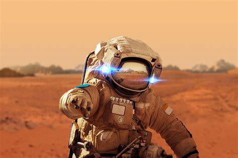 Wonen we binnenkort echt op Mars? - Mannennieuws
